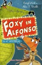 Caryl  Hart Foxy en Alfonso en het meesterplan