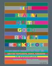 Peter  Blake , The Really Quite Good British Cookbook