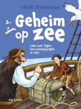 Henk Hardeman , Geheim op zee