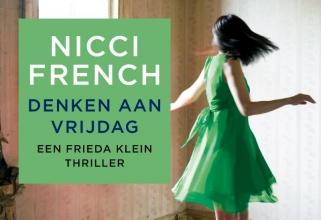 Nicci French , Denken aan vrijdag