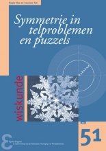 Rogier  Bos, Susanne  Tak Zebra-reeks Symmetrie in telproblemen en puzzels