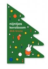 Dick Bruna , nijntjes kerstboom