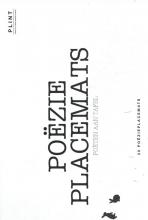 Verschillende  Dichters Plint poëten aan tafel - Poëzieplacemats nieuwe druk