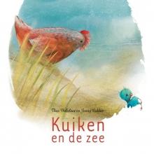 Thea  Dubelaar Kuiken en de zee