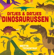 Harriet  Blackford Ditjes & datjes dinosaurussen