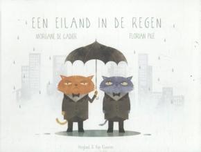 Morgane de Cadier Een eiland in de regen