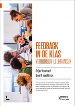 Geert Speltincx Stijn Vanhoof, Feedback in de klas