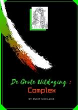 Emmy Sinclaire , volwassenen kleurboek De Grote Uitdaging : COMPLEX