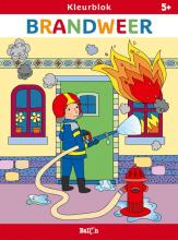 , Kleurblok Brandweer