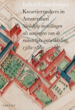 Esther  Gramsbergen Kwartiermakers in Amsterdam