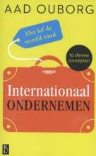 Aad Ouborg , Internationaal ondernemen