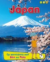Anita  Ganeri Japan: Op wereldreis met Ben en Polo
