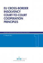 , EU Cross-Border insolvency court-to-court cooperation principles