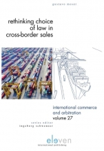 Gustavo Moser , Rethinking Choice of Law in Cross-Border Sales