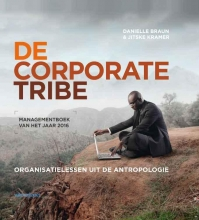 Jitske  Kramer De Corporate Tribe