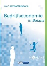 Tom van Vlimmeren Sarina van Vlimmeren, Bedrijfseconomie in Balans Havo Antwoordenboek 1