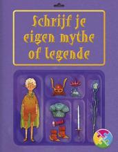 Jon Mayhew , Schrijf je eigen mythe of legende