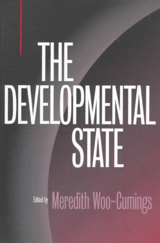 Meredith Woo-Cumings,The Developmental State