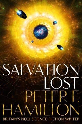 Hamilton, Peter F.,Salvation Lost