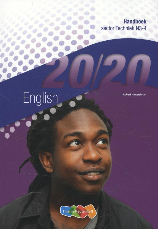 Robert Hempelman,20/20 English handboek sector techniek N3-4