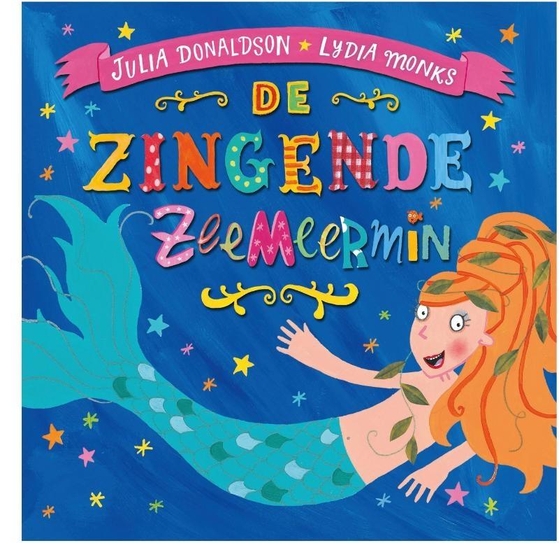 Julia Donaldson,De zingende zeemeermin