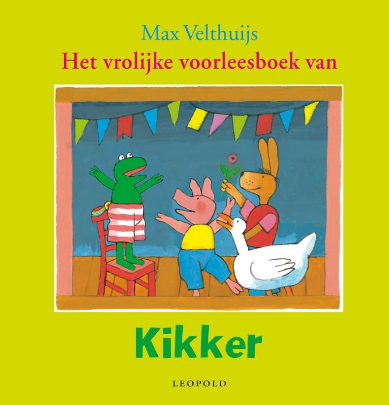 Max Velthuijs,Het vrolijke voorleesboek van Kikker
