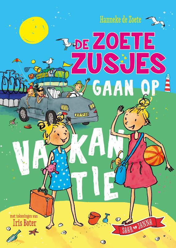 Hanneke de Zoete,De zoete zusjes gaan op vakantie