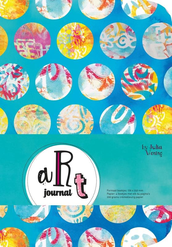 Julia Woning,Art Journal by Julia Woning