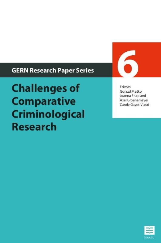 ,Challenges of Comparative Criminological Research