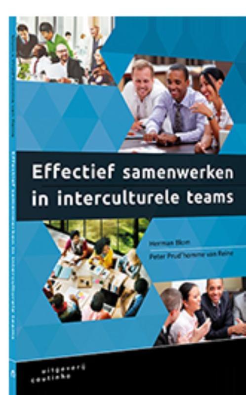 Herman Blom, Peter Prud`homme van Reine,Effectief samenwerken in interculturele teams