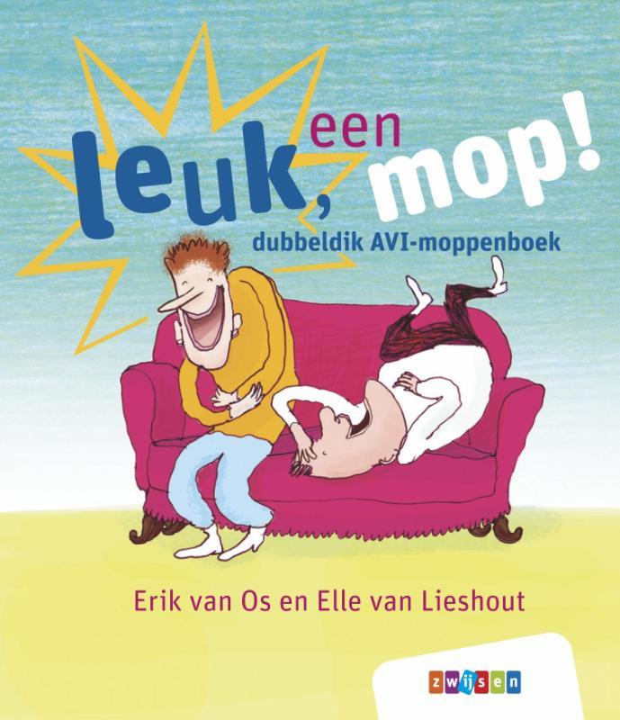 Erik van Os, Elle van Lieshout,leuk, een mop!