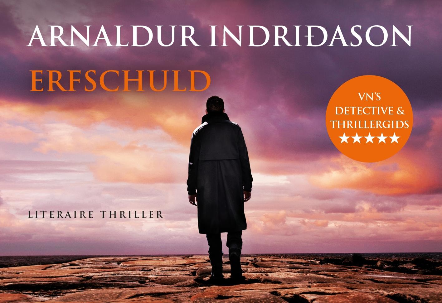 Arnaldur Indridason,Erfschuld