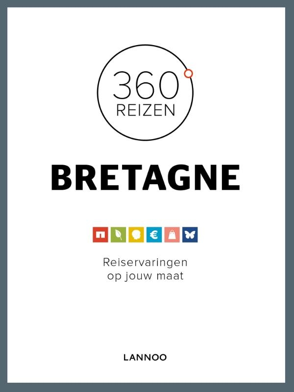 Angélique van der Horst,360° Bretagne
