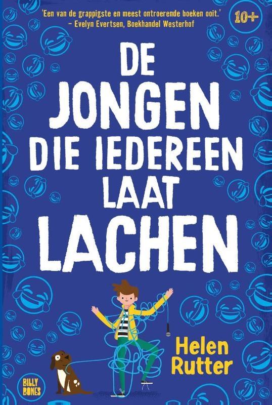Helen Rutter,De jongen die iedereen liet lachen