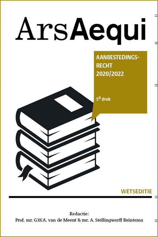 ,Aanbestedingsrecht 2020-2022