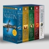 <b>George R. R. Martin</b>,Game of Thrones 5-pocket Box Set