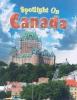 Kalman, Bobbie,Spotlight on Canada