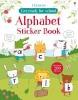 Marina Aizen, Jessica Greenwell &,Alphabet Sticker Book