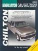 Kibler, Jeff,General Motors Full-Size Trucks, 1999-06
