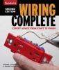 Litchfield, Michael,Wiring Complete