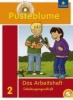 Pusteblume 2. Sprachbuch. Arbeitsheft mit CD. Schulausgangsschrift.,Berlin, Brandenburg, Mecklenburg-Vorpommern, Sachsen-Anhalt. Ausgabe 2010