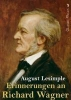 Lesimple, August,Erinnerungen an Richard Wagner