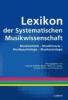 ,Lexikon der Systematischen Musikwissenschaft