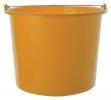 ,Emmer kunststof 12l geel