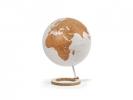 ,globe Bamboo 25cm diameter bamboe / metaal