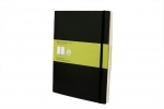 <b>Moleskine Soft Xlarge Plain Notebook</b>,
