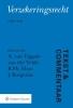 ,Tekst & Commentaar: Verzekeringsrecht, 5e druk