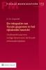 <b>M.  Snippe</b>,De integratie van fiscale gegevens in het rijksbrede toezicht
