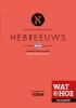 ,Wat & Hoe Taalgids Hebreeuws