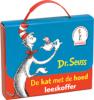 Dr. seuss,De kat met de hoed Leeskoffer
